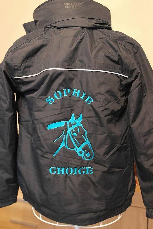 Kids Personalised Coat