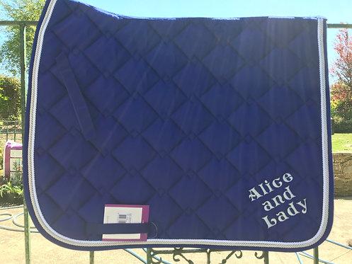 Saddle pad Toledo - Personalised