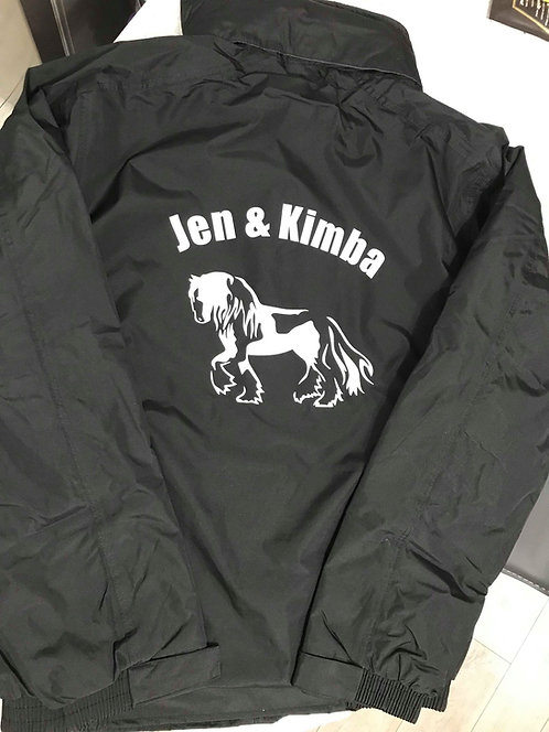 Adults Personalised Coat