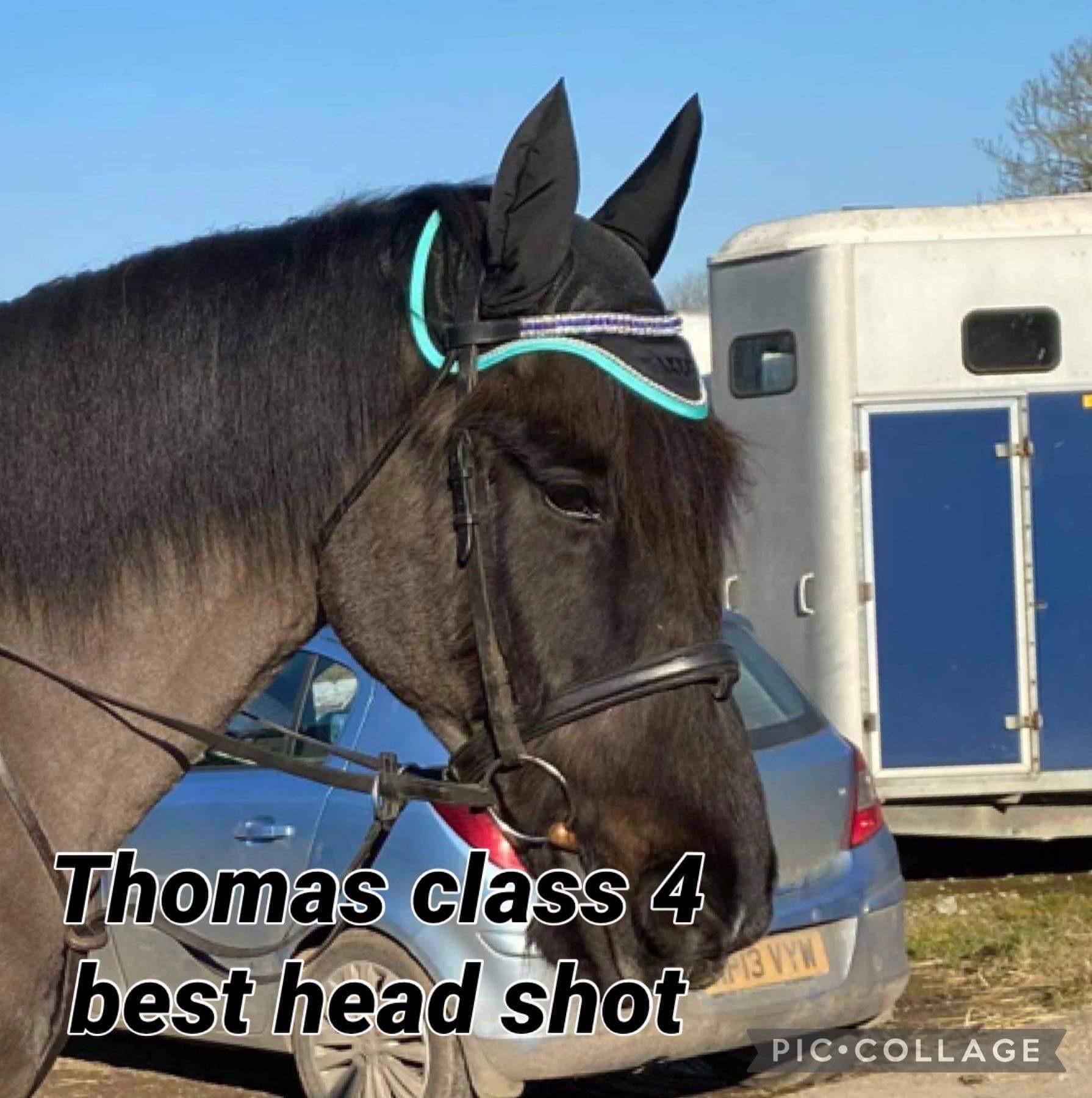 Claire Sheppard - Thomas - class 4