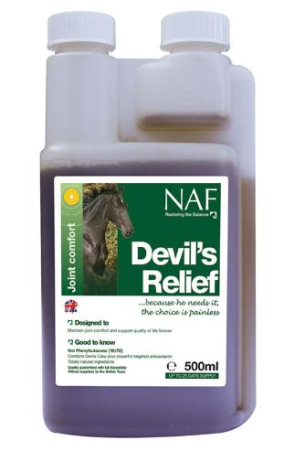 Devil's Relief