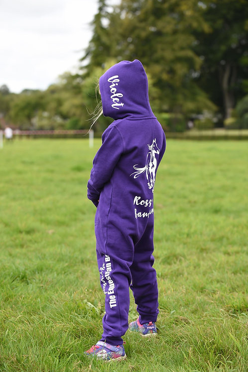 Adults Personalised Onsie