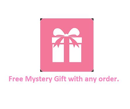 Free Mystery Gift - 04-10 December