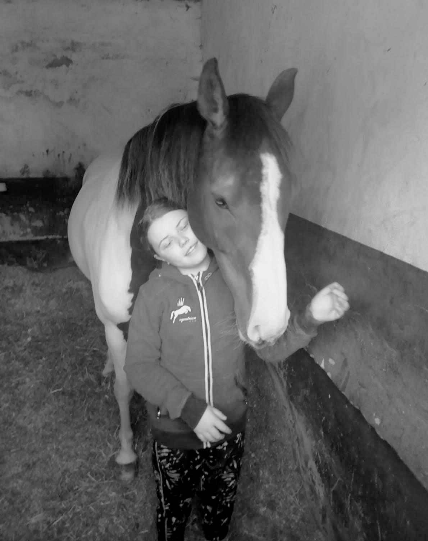 Eilish and Poppy - class 12