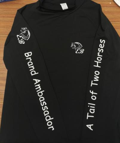 EB Brand Ambassador Personalised XC Top - Adult's