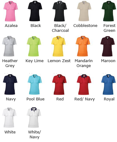 Personalised Polo Top - Embroidered