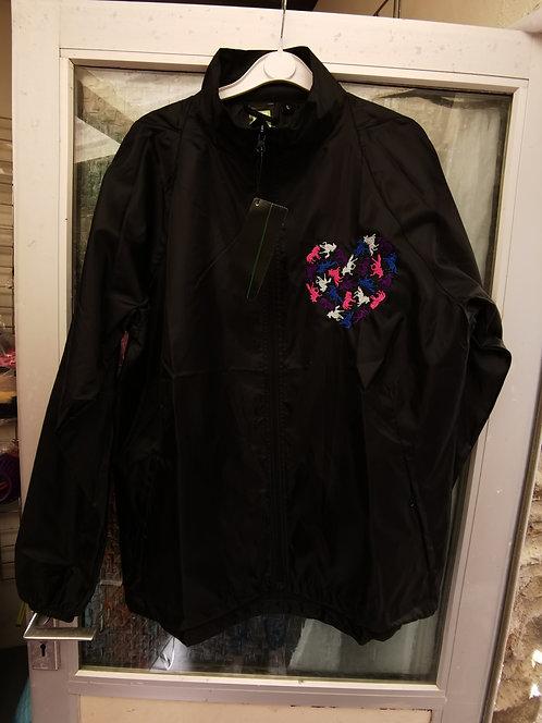 Large lightweight coat