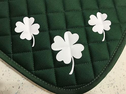 Personalised Printed Saddle Pad
