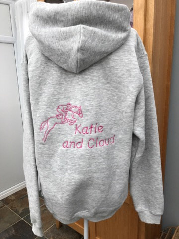 Adult Hoody Personalised