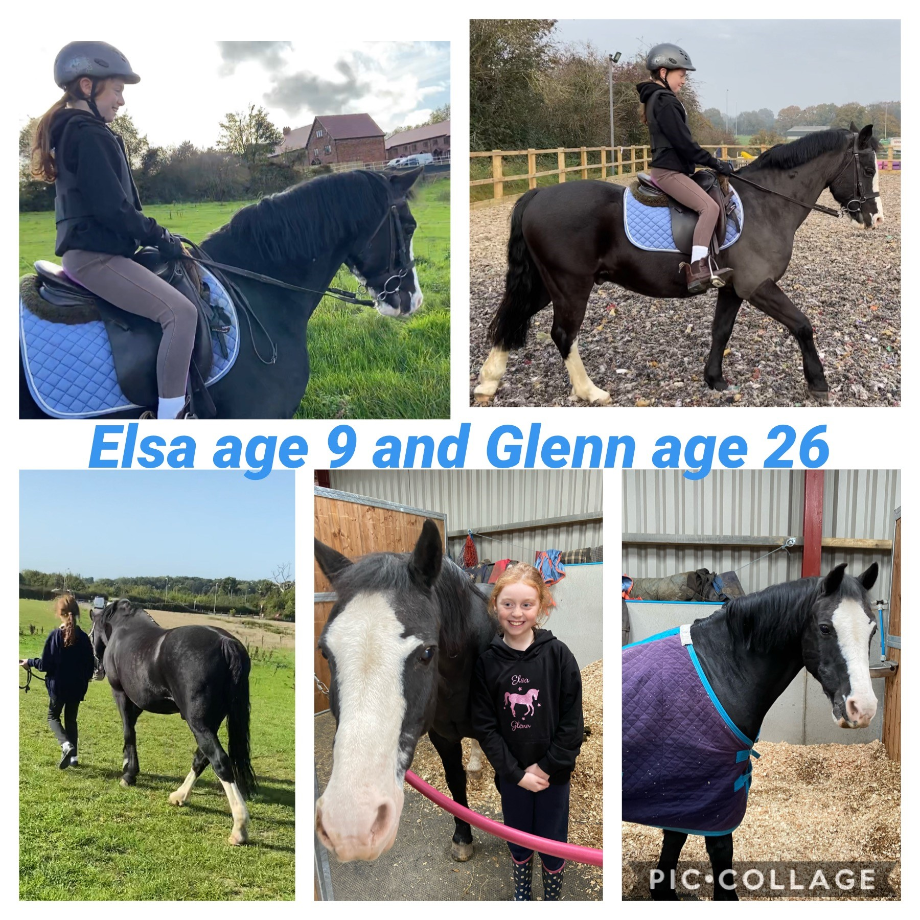 Rachel McGovern, Elsa & Glenn - class 6.