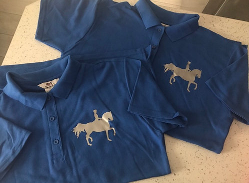 Personalised Polo Top