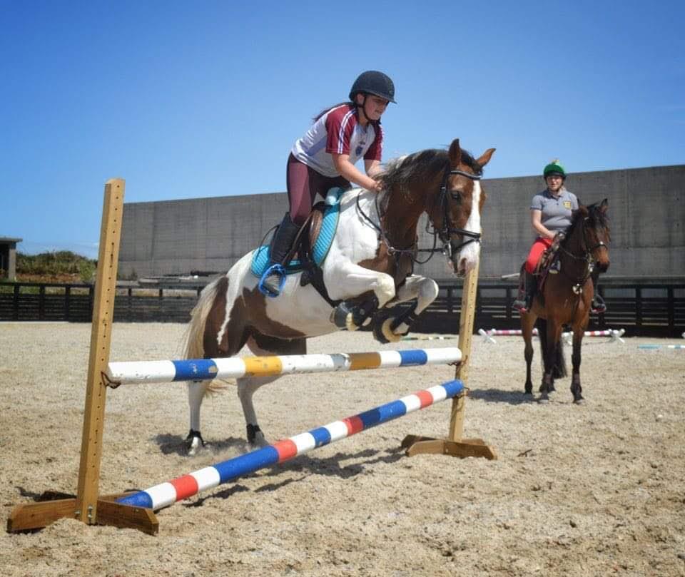 Eilish and Poppy - class 10