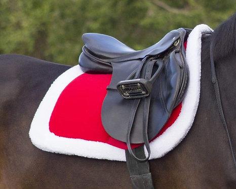 Christmas saddle pad
