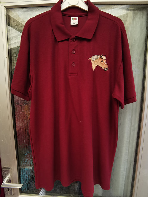 XL polo shirt