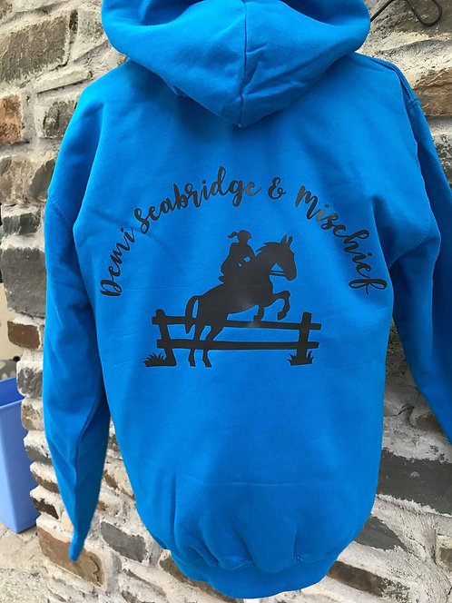 Printed Hoody - Adults Plus FREE Tshirt - Xmas Deal