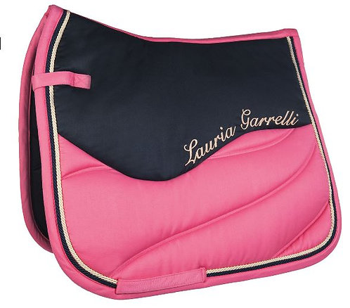 Queens Saddle Pad and Bandages