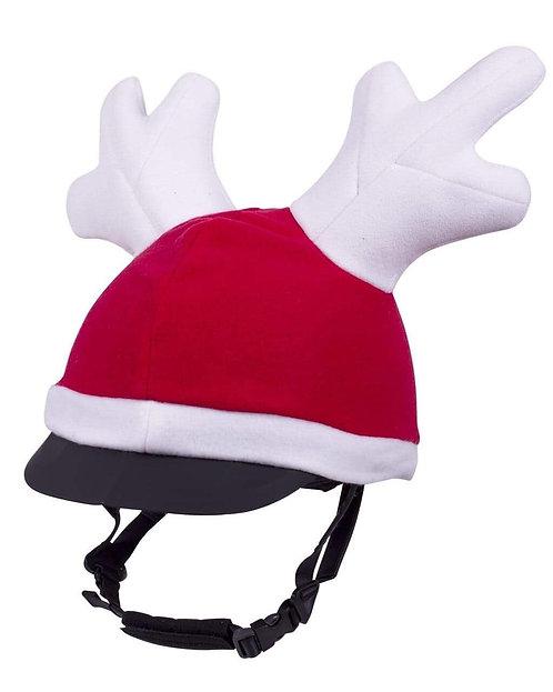 Christmas reindeer hat cover