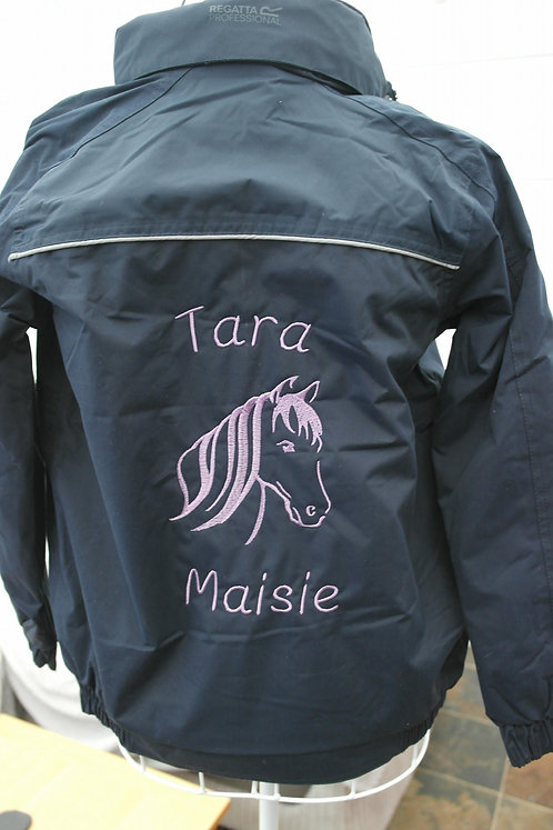 Kids Personalised Coat - Xmas Deal
