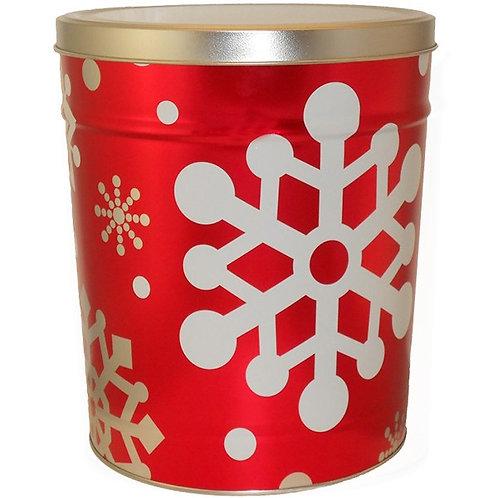 3.5 Gallon Christmas Tin (All Premium Flavors)