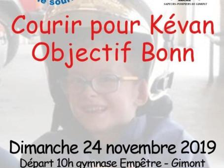"""L'association""""Un Avenir Pour Margot"""" se mobilise pour Kevan, et vous...?"""