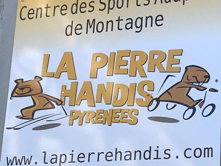 Une semaine dans une station Handi ski des Pyrénées