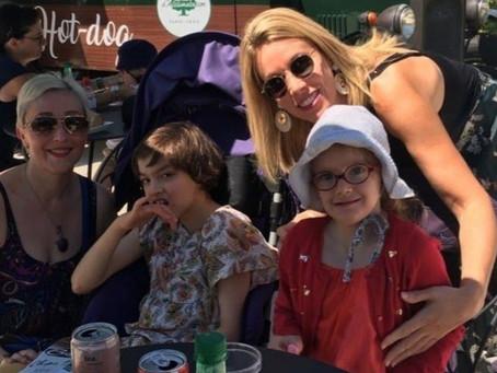 Une Magnifique Rencontre: Roxane et sa maman Stéphanie