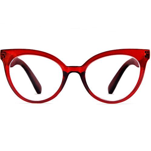 Anita - Transparent Red
