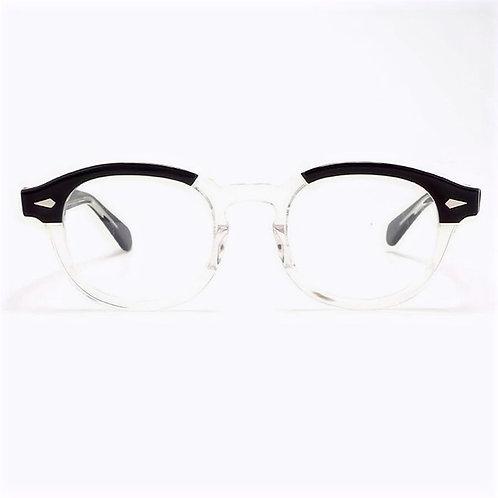 Moscot - Black - Transparent