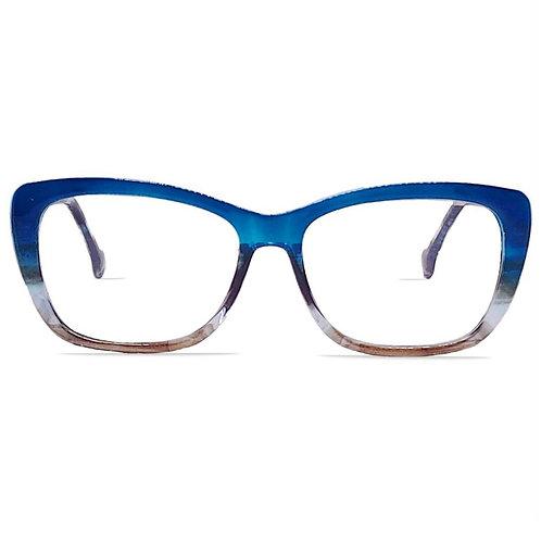 Ruth - Degrade Blue