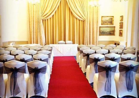 Down Hall Wedding Decor Hire