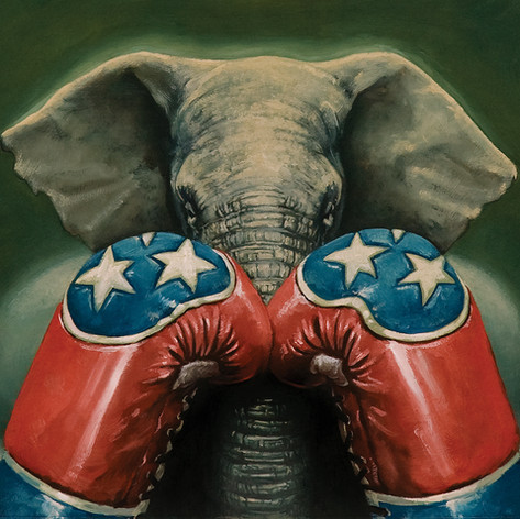 GOP In A Fighting Mood