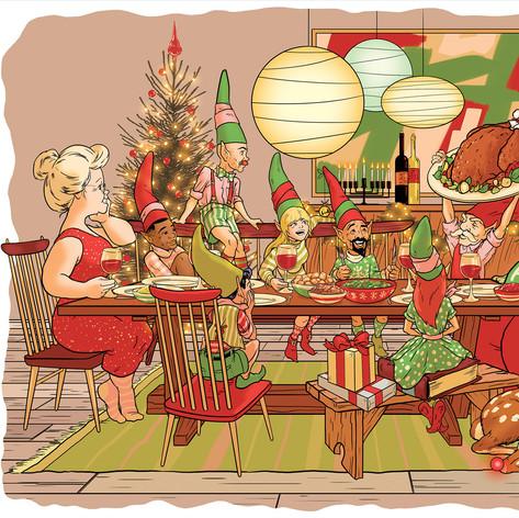 NEW ARRIVAL: Christmas Dinner