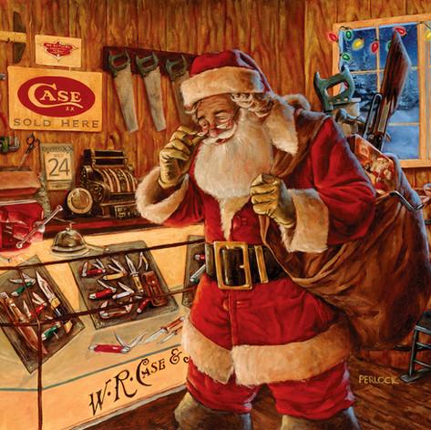 Hardware Store Santa