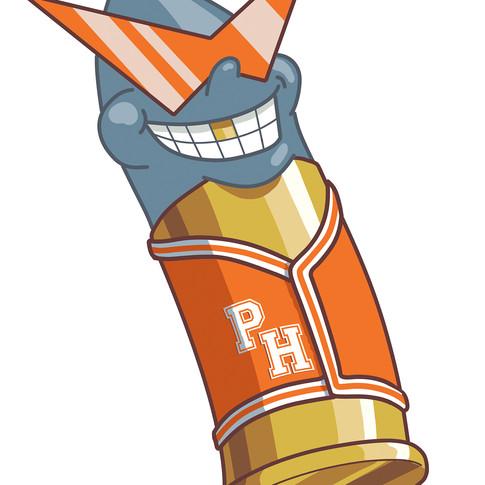 Anime Dum-Dum Bullet