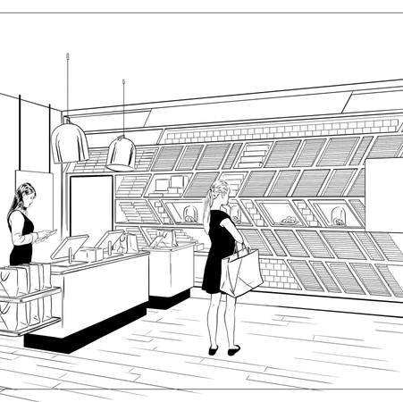 Kit Kat Gourmet Store