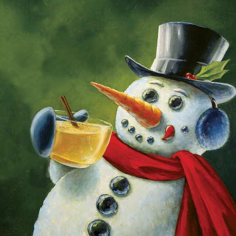 Frosty's Egg Nog