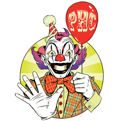 PreHistoric Crew Clown