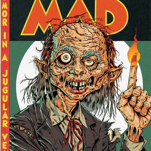 1st Anniversary of Mad Magazine's ReBoot