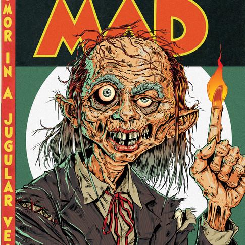 1st Anniversary of Mad Magazine's ReBoot
