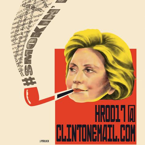Hillary's Smokin' Emails