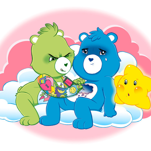 Care Bear Ink
