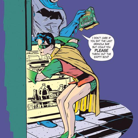 Batman And Granola