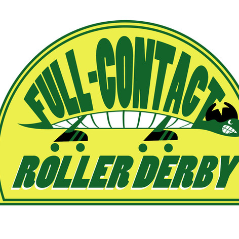 Full Contact Roller Derby