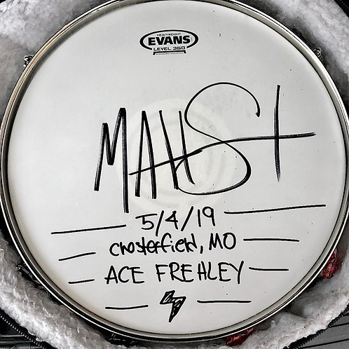 ACE FREHLEY CHESTERFIELD STAGE USED HEAD