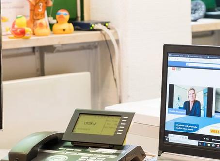 Erster digitaler Stammtisch des Netzwerks der Frauen im Sport in NRW