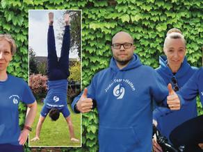 Judo-Team Holten Vorstand auf sportlichen Abwegen – Fit mit Laufen, Yoga und Fahrradfahren