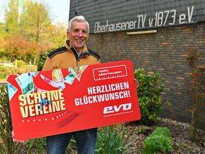 """OTV hat """"Scheine für Vereine"""" gewonnen"""