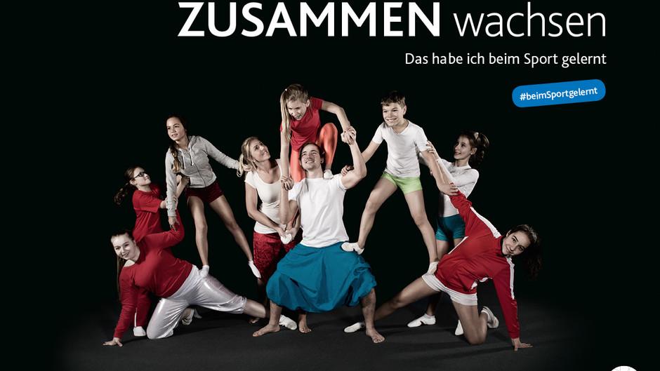 "Fortbildungsreihe ""Integration durch Sport""."
