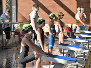 Stadtmeisterschaften Schwimmen: Voller Erfolg