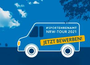 Jetzt bewerben: NRW-Sportvereine als Gastgeber gesucht!